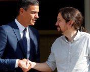 Legaltium - Acuerdo Podemos PSOE