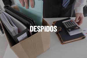 Legaltium - Servicios Juridicos - Contratar Abogado Despidos